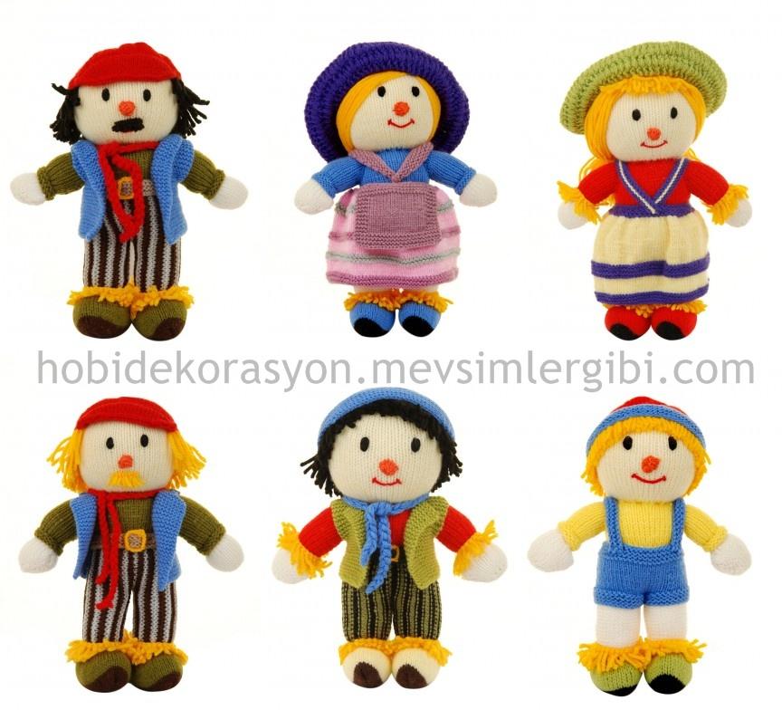 amugurami bebekler örgü oyuncaklar zuzucan.com hobi hobiler craft japon örgü sanatı oyuncakları bebekleri