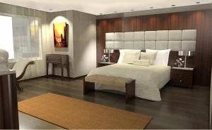 teleset como yatak odası takımı