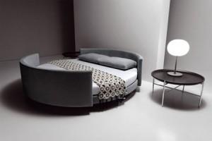 yuvarlak yataklar