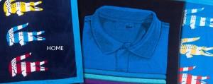 lacoste home 2011 ev tekstili koleksiyonu ürünleri