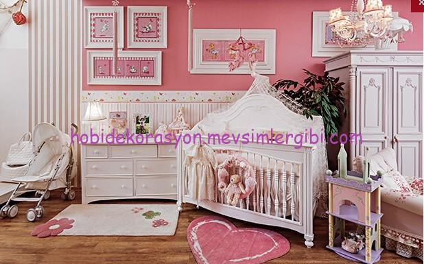 fatih kıral mobilya 2014 kız bebek odaları