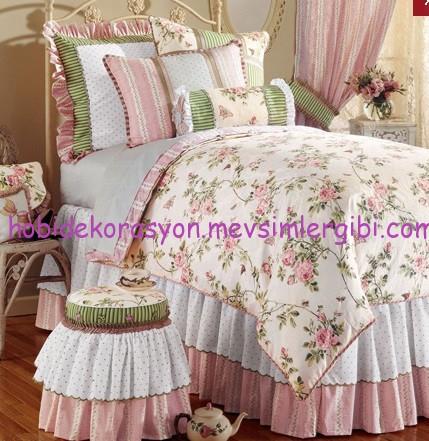 fatih kıral stanley çiçekli yatak örtüleri