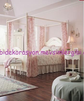 kids by fatih kıral genç kız çocuk odası Isabella Karyola