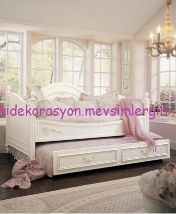kids by fatih kıral isabella daybed açılır kanepe yatak