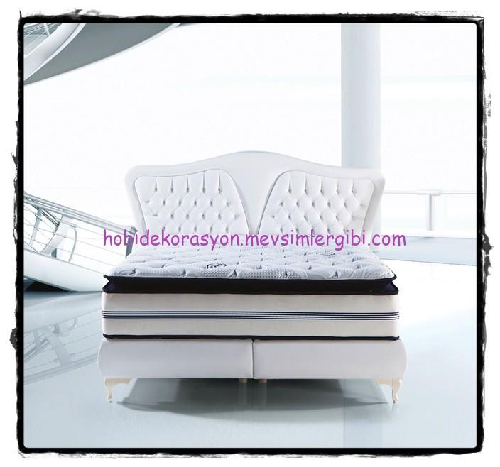 ev dekorasyonu yatak odası dekorasyonları-Bellona 2014 yatak modelleri Bioenergy yataklar