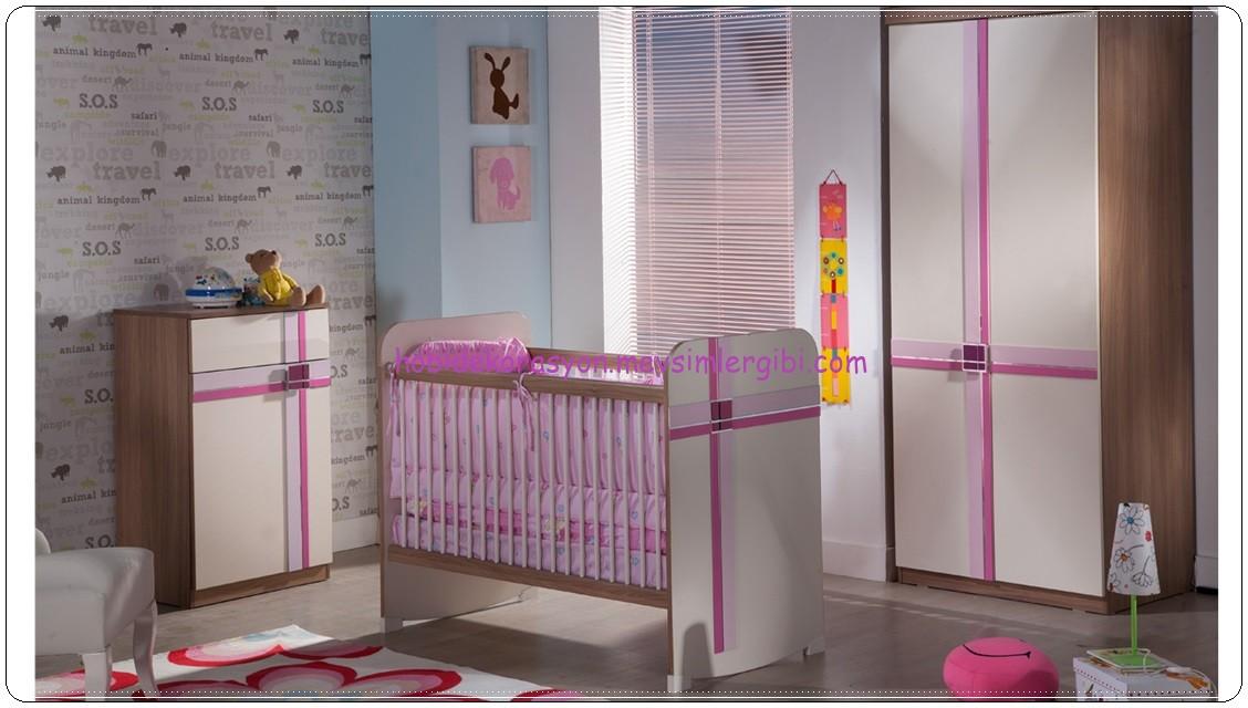 istikbal mobilya 2014 kız erkek bebek odaları 001 sweet baby rooms