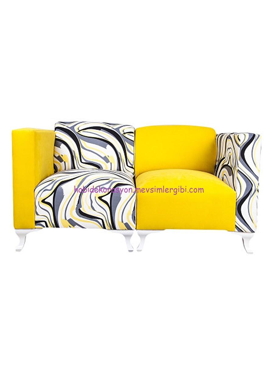 sarı berjer koltuk modelleri 2014