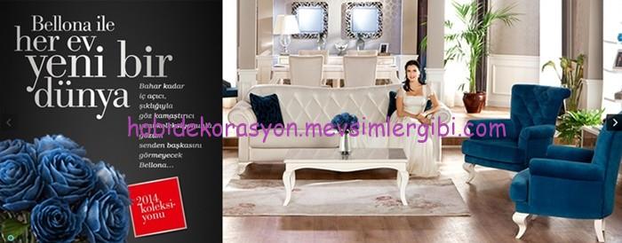bellona mobilya 2014 kampanyası