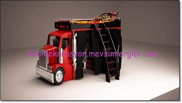 apron kamyon yatak