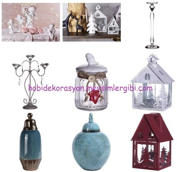 dekoratif yılbaşı aksesuarları